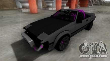 1984 Toyota Celica Supra Cabrio Drift Monster para GTA San Andreas