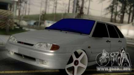 VAZ 2114 de Audio de Coche para GTA San Andreas