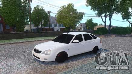 Lada Priora Hatchback para GTA 4