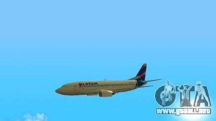 LATAM Airlines Boeing 737-300 para GTA San Andreas