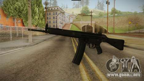 HK-33 Assault Rifle para GTA San Andreas