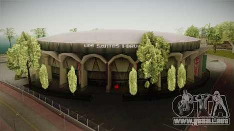 Stadium LS 4K para GTA San Andreas