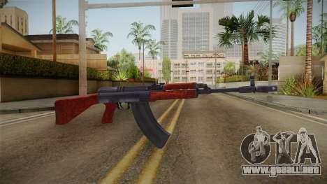 Sa. Vzor 58 para GTA San Andreas