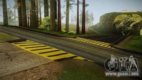 8K Country Road Textures para GTA San Andreas segunda pantalla
