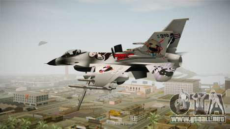 FNAF Air Force Hydra Puppet para la visión correcta GTA San Andreas