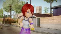 Kingdom Hearts Final Mix - Kairi para GTA San Andreas
