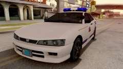 Dinka Chavos Hometown PD 2007 para GTA San Andreas