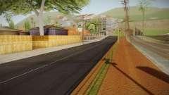 4K Surrounding Textures para GTA San Andreas
