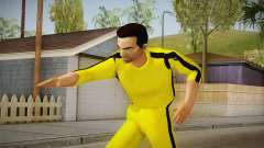 GTA LCS - Tony Yellow Jump Suit para GTA San Andreas