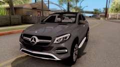 Mercedes-Benz GLE 350d para GTA San Andreas