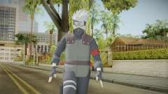 NUNS4 - Kakashi The Last Mangekyou Sharigan para GTA San Andreas