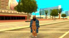 Big Russian Boss para GTA San Andreas