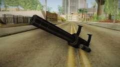 Driver: PL - Weapon 5 para GTA San Andreas