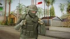 GTA Online: Army Skin para GTA San Andreas