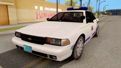 Vapid Stanier Hometown PD 2008 para GTA San Andreas