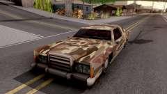 New Paintjob for Remington v2 para GTA San Andreas