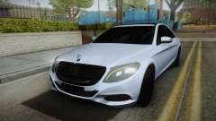 Mercedes-Benz S350 Bluetec para GTA San Andreas