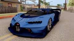 Bugatti Vision GT para GTA San Andreas