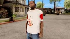T-Shirt Jason Voorhees Style para GTA San Andreas