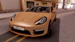 Porsche Panamera GTS 2012 para GTA San Andreas