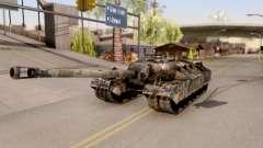 T95 Camouflage Verison para GTA San Andreas