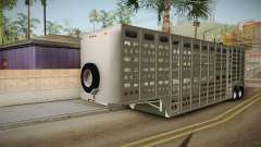 Double Trailer Livestock v1 para GTA San Andreas