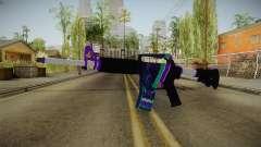 CS:GO - M4A1-S Lince No Silencer para GTA San Andreas