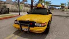 GTA IV Taxi para GTA San Andreas