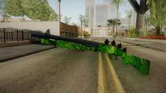 Green Escopeta para GTA San Andreas