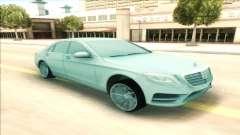 Mercedes-Benz S63 W222 para GTA San Andreas