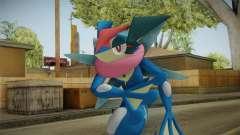 Pokémon XYZ de la Serie - Ash-Greninja para GTA San Andreas