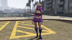 Miss Fortune League of Legends para GTA 5