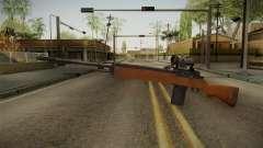 M14 Sniper Rifle para GTA San Andreas