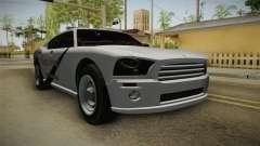 Bravado Buffalo 2009 SASP para GTA San Andreas