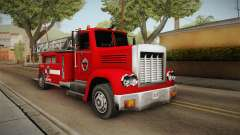 Packer Fire LA para GTA San Andreas