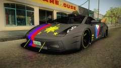Lamborghini Gallardo Philippines para GTA San Andreas