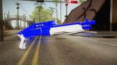 Blue Weapon 3 para GTA San Andreas