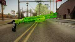 Green Weapon 3 para GTA San Andreas