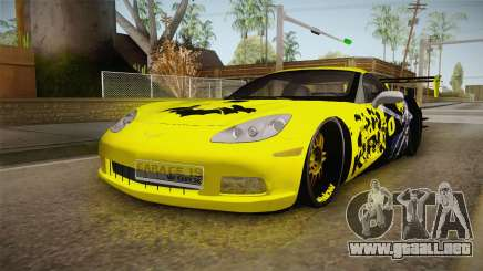 Chevrolet Corvette 2006 Philippines para GTA San Andreas