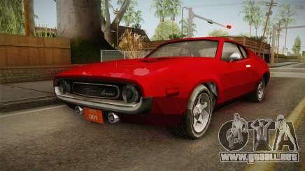Driver: PL - Cerrano para GTA San Andreas