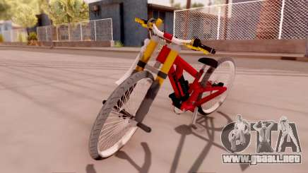 NOX Cycles Mountainbike para GTA San Andreas