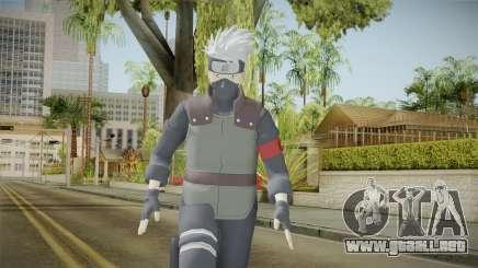 NUNS4 - Kakashi The Last Mangekyou Sharigan para GTA San Andreas