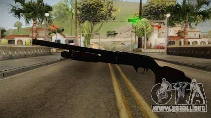 Resident Evil 7 - M37 para GTA San Andreas