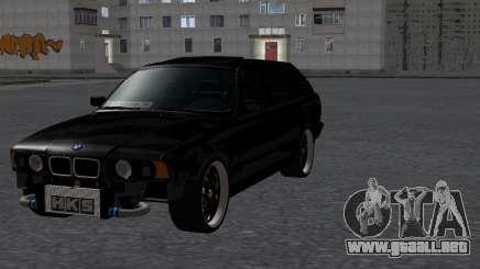 BMW 5-er e34 Touring para GTA San Andreas