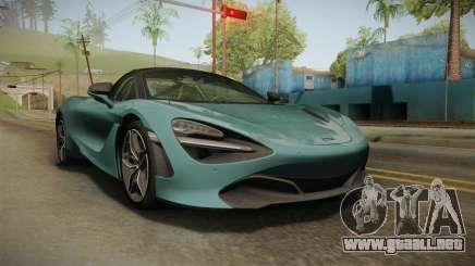 McLaren 720S 2017 para GTA San Andreas