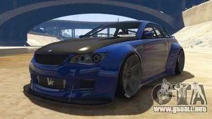 Ubermacht Sentinel Custom para GTA 5