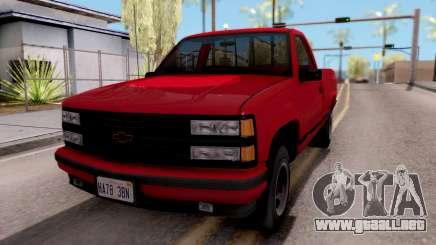 Chevrolet 454 SS C1500 1990 para GTA San Andreas