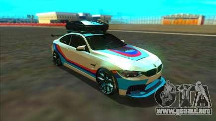 BMW M4 R para GTA San Andreas