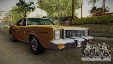 Plymouth Fury Salon (RL41) 1978 HQLM para GTA San Andreas