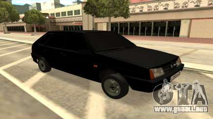 2109 negro para GTA San Andreas